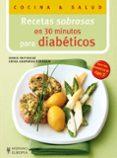 recetas sabrosas en 30 minutos para diabeticos-doris fritzsche-9788425520372