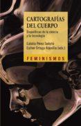 CARTOGRAFIAS DEL CUERPO - 9788437632872 - EULALIA PEREZ SEDEÑO