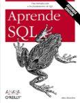 APRENDE SQL (2ª ED.) - 9788441526372 - ALAN BEAULIEU
