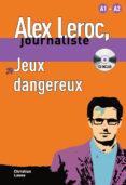 JEUX DANGEREUX (+CD) A1-A2 - 9788484433972 - VV.AA.