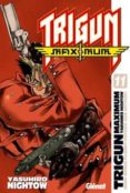 TRIGUN MAXIMUN Nº 11 - 9788484498872 - YASUHIRO NIGHTOW