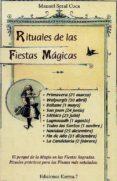RITUALES DE LAS FIESTAS MAGICAS - 9788488885272 - MANUEL SERAL COCA