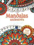 MANDALAS ANTIESTRES (CAJA METALICA) - 9788497943772 - VV.AA.