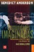 COMUNIDADES IMAGINADAS - 9789681638672 - BENEDICT ANDERSON