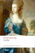 CECILIA - 9780199552382 - FANNY BURNEY