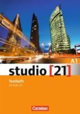 STUDIO [21] A1 CUADERNO DE TESTS - 9783065204682 - VV.AA.