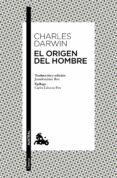 EL ORIGEN DEL HOMBRE - 9788408004882 - CHARLES DARWIN
