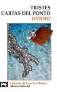 TRISTES CARTAS DEL PONTO - 9788420677682 - PUBLIO OVIDIO NASON