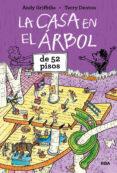 LA CASA EN EL ARBOL DE 52 PISOS - 9788427215382 - ANDY GRIFFITHS