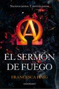 EL SERMON DE FUEGO (SERMON DE FUEGO I) - 9788445002582 - FRANCESCA HAIG
