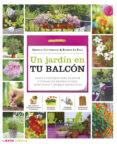 un jardin en tu balcon-rosenn le page-armelle cottenceau-9788448018382