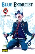blue exorcist 21-kazue kato-9788467932782