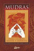 MUDRAS (PACK CARTAS + LIBRO) - 9788484453482 - GERTRUD HIRSCHI