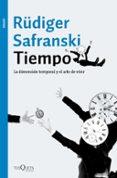 TIEMPO - 9788490663882 - RÜDIGER SAFRANSKI