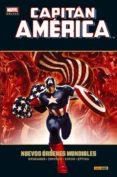 CAPITAN AMERICA 15: NUEVOS ORDENES MUNDIALES - 9788490949382 - ED BRUBAKER