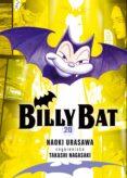 BILLY BAT Nº 20 - 9788491465782 - NAOKI URASAWA