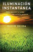 ILUMINACION INSTANTANEA: COMO DESCUBRIR EL PODER DEL INSTANTE PRE SENTE - 9788497776882 - DAVID DEIDA
