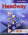 NEW HEADWAY INTERMEDIATE STUDENT S BOOK + WORKBOOK WITH KEY PACK (SPANISH) (4ª ED) - 9780194770392 - VV.AA.