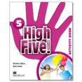 HIGH FIVE! ENGLISH 5 ACTIVITY BOOK PACK - 9780230464292 - VV.AA.