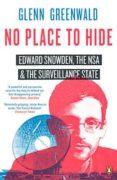 no place to hide: edward snowden, the nsa & the surveillance stat e-glenn greenwald-9780241972892