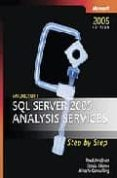 MICROSOFT SQL SERVER 2005 ANALYSIS SERVICES STEP BY STEP - 9780735621992 - REED JACOBSON