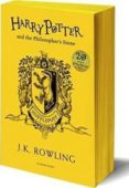 HARRY POTTER AND THE PHILOSOPHER S STONE - HUFFLEPUFF EDITION - 9781408883792 - J.K. ROWLING