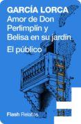 Descargas gratuitas de libros de google AMOR DE DON PERLIMPLÍN Y BELISA EN SU JARDÍN