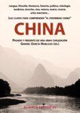 CHINA - 9788420608792 - GABRIEL GARCIA NOBLEJAS