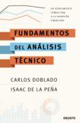 FUNDAMENTOS DEL ANÁLISIS TÉCNICO (EBOOK) - 9788423428892 - CARLOS DOBLADO