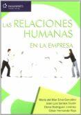 RELACIONES HUMANAS EN LA EMPRESA - 9788428331692 - MARIA DEL MAR SILVA GONZALEZ