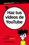 HAZ TUS VIDEOS DE YOUTUBE PARA DUMMIES (DUMMIES JUNIOR) - 9788432903892 - NICK WILLOUGHBY