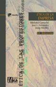 ETICA DE LA EMPRESA - 9788433017192 - ILDEFONSO CAMACHO