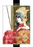 METAMORFOSIS - 9788466762892 - PUBLIO OVIDIO NASON