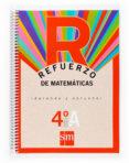 REFUERZO MATEMATICAS APRENDE Y APRUEBA OPC. A 4º ESO - 9788467516692 - VV.AA.