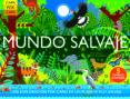 CAPA POR CAPA: MUNDO SALVAJE - 9788468337692 - ANNE ROONEY
