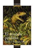 el mundo perdido (ebook)-arthur conan doyle-9788469837115