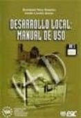 DESARROLLO LOCAL: MANUAL DE USO - 9788473562492 - BARTOLOME PEREZ RAMIREZ