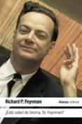 ¿ESTÁ USTED DE BROMA SR. FEYNMAN? - 9788491042792 - RICHARD P. FEYNMAN