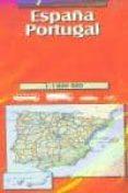 ESPAÑA-PORTUGAL (1:1000000) (GEO/ESTEL) - 9788495788092 - VV.AA.