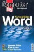 WORD 2007: CURSO PRACTICO - 9788496512092 - VV.AA.