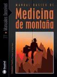 MANUAL BASICO DE MEDICINA DE MONTAÑA - 9788498291292 - EMMANUEL CAUCHY