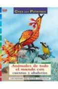 ANIMALES DE TODO EL MUNDO CON CUENTAS Y ABALORIOS - 9788498741292 - INGRID MORAS