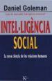 intel·ligencia social: la nova ciencia de les relacions humanes-9788472456402