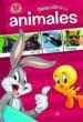 descubro los animales con los looney tunes-9788466227612