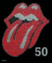 ROLLING STONES 50 MICK JAGGER KEITH RICHARDS