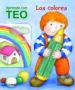 aprende con teo: los colores-9788408100942