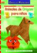 animales de origami para niños-9788498742442