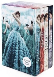 the selection 4 - book box set: the selection, the elite, the one , the heir-kiera cass-9780062424402