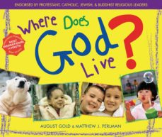 where does god live? (ebook)-matthew j. perlman-9781594733802