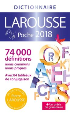Padella.mx Dictionnaire Larousse Poche 2018 Image
